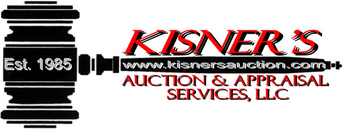 Kisner's Auction & Appraisal Services, LLC